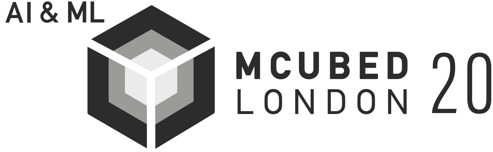 Logo Mcubed AI London